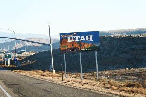 Utah Bound 031E