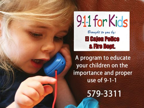 911 for kids copy